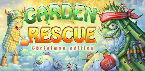 Garden Rescue: спасаем сад от насекомых