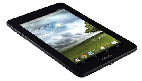 Asus выпустит на рынок бюджетный планшет MeMO Pad