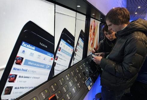 В 2012 году побит рекорд по продажам мобильной техники