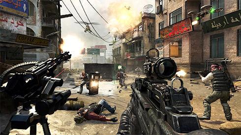 Call of Duty: Black Ops 2 заработал больше всех в 2012 году