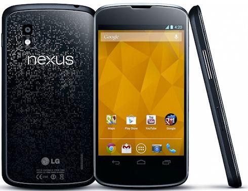Nexus 4 в России