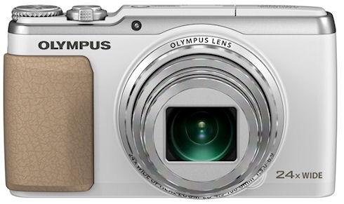 Olympus Stylus SH-50 iHS с 24-кратным зумом