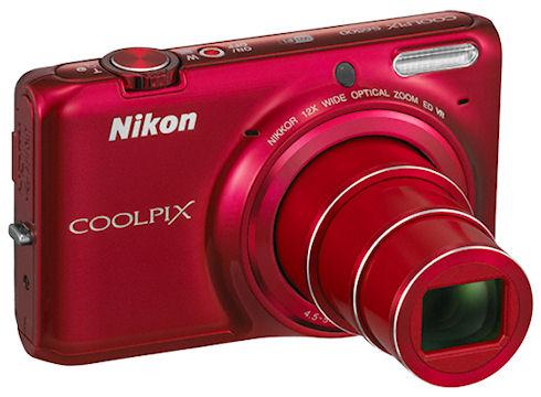 Nikon Coolpix S6500 с возможностью 3D-съемки