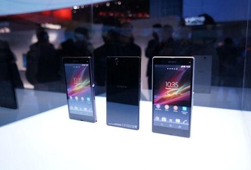 Sony Xperia Z может поступить в продажу в феврале