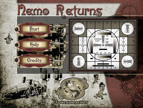 NemoReturns – нереальный арканоид!