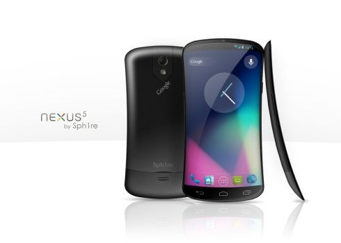 Google готовит презентацию Nexus 5 и Nexus 7.7