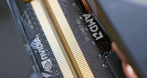 Сотрудники AMD ушли в NVIDIA, украв секреты компании