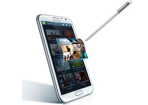 Galaxy Note III получит процессор Exynos 5 Octa