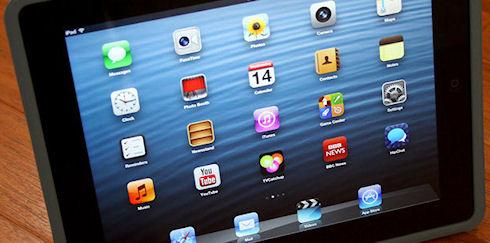 Sharp приостановила производство дисплеев для iPad