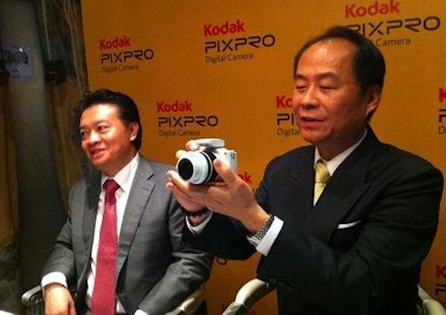 Прошла презентация беззеркальной камеры Kodak S1
