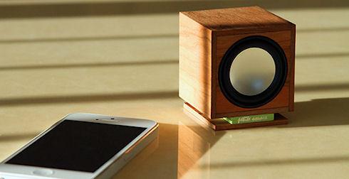 Bluetooth-динамики Petite Square