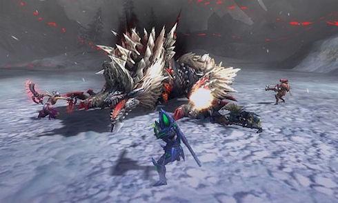 19 марта запланирован выпуск Monster Hunter 3 Ultimate