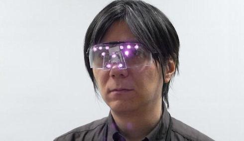 Специальные очки не позволят идентифицировать человека
