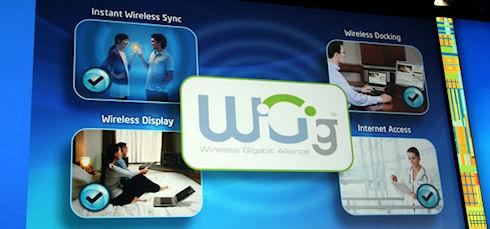 Беспроводная связь WiGig идет на смену Wi-Fi