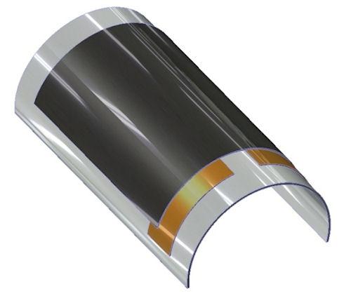 Создан первый в мире гибкий литий-ионный аккумулятор