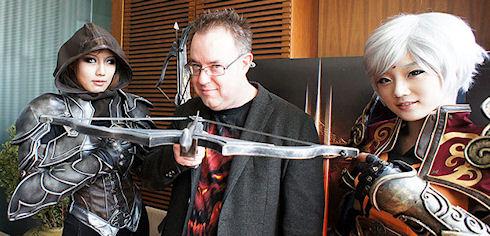 Игроманы перемыли косточки гейм-директору Blizzard Джей Уилсон