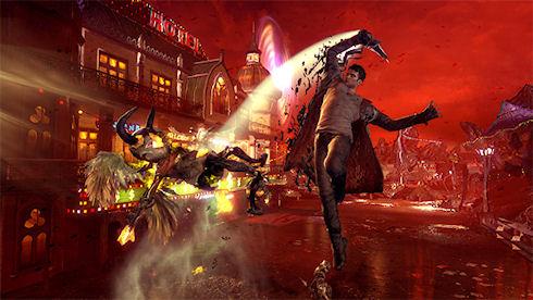 «DmC: Devil May Cry» возглавила британский игровой чарт