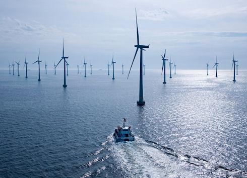 Япония построит ветряную ферму из 143 ветряков