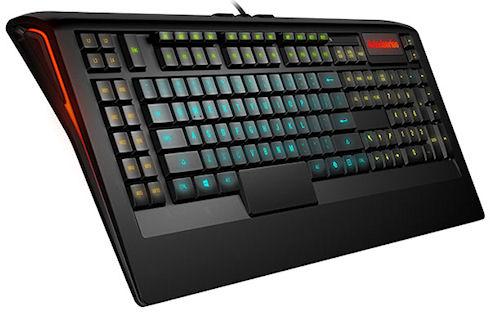 Клавиатура Apex с диагональными клавишами