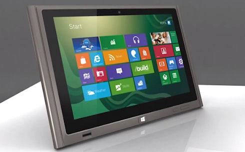 Король аксессуаров KUPA Ultranote X15 с Windows 8