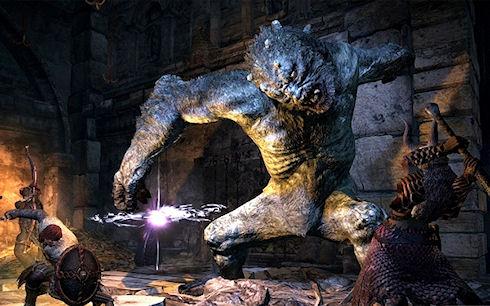 Расширение Dragon's Dogma: Dark Arisen