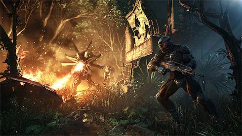 29 января начнется открытое тестирование игры Crysis 3