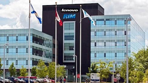 Lenovo мечтает о RIM