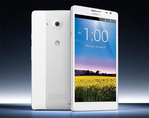 Huawei и ZTE в пятерке самых популярных производителей смартфонов