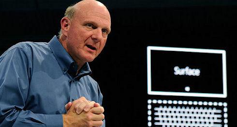 Microsoft обвиняет производителей в дефиците устройств на Windows 8