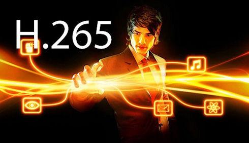 Утвержден новый видеокодек H.265
