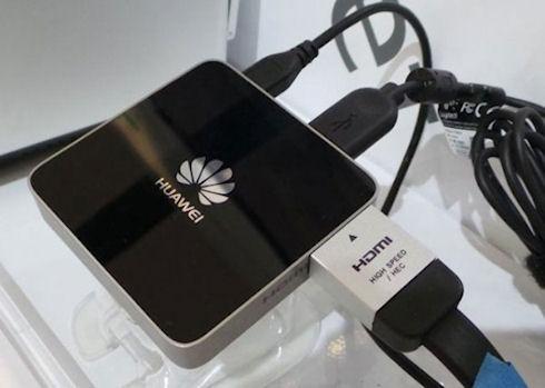 Медиаплееры Huawei MediaQ M310 и M810