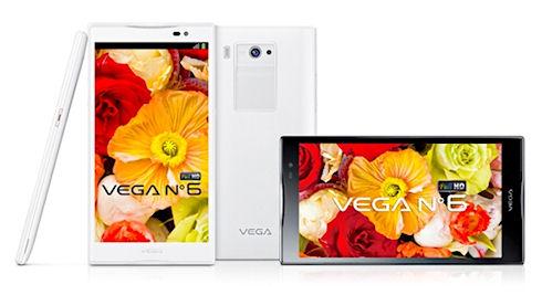 5,9-дюймовый смартфон Pantech Vega №6
