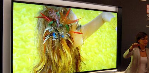 Телевидение Ultra HD появится в Японии в 2014 году