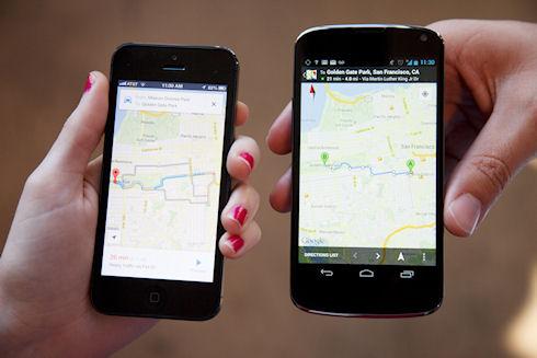 Доля Android и iOS стремится к 100%