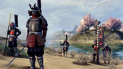 Sega выпустит золотое издание игры «Total War: Shogun 2»