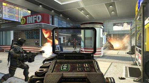 «Call of Duty: Black Ops II» снова лидер британского чарта