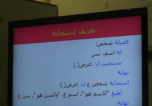 «Эльб» - первый арабский язык программирования