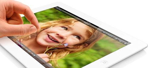 Apple выпустит 128-гигабайтный iPad
