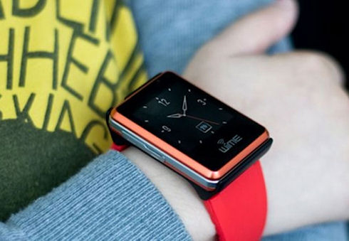 Телефон в часах WiMe NanoWatch Phone