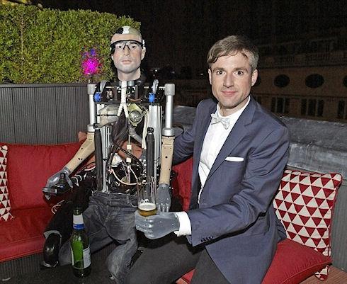 Биоробот Rex станет героем телешоу