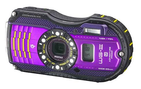 Новые защищенные камеры Pentax