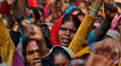 Индия защитит женщин от изнасилования гаджетом с GPS