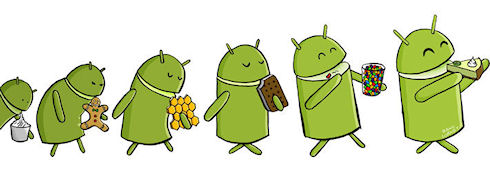 В мае может состояться релиз Android 5.0 Key Lime Pie