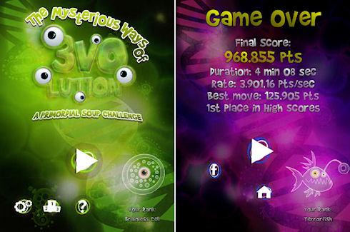 «3volution» для iOS