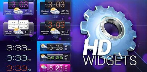 HD Widgets 3.8