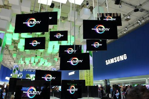 LG и Samsung больше не спорят из-за OLED-экранов