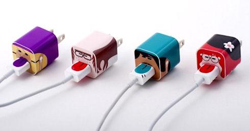 Наклейки Whooz для аксессуаров и гаджетов Apple