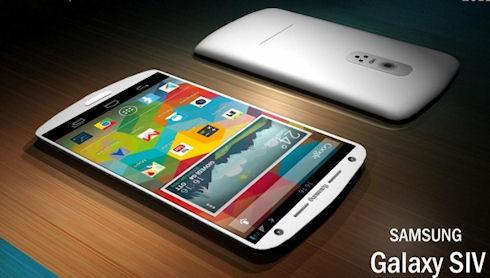 Samsung готовит бесконтактное управление в Galaxy S IV