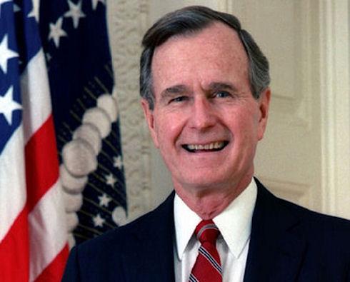 Хакеры украли переписку Джорджа Буша старшего