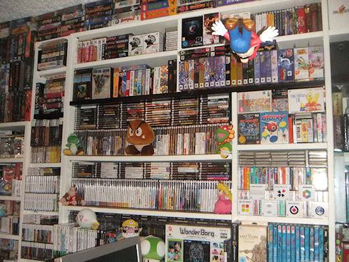 Мегаколлекция видеоигр продается за 550 тыс долларов